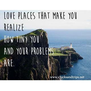 Ama quei luoghi che ti fanno capire quanto tu e i tuoi problemi siate piccoli - #motivational #scotland #scozia #cliff #scogliera #neistpopint #uk #regnounito #LIGHTHOUSE #faro #isola #skye #glendale #isleofskye #highlands