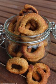 Veg biscotti dolci di ceci by una vegetariana in cucina #veg #ricetta