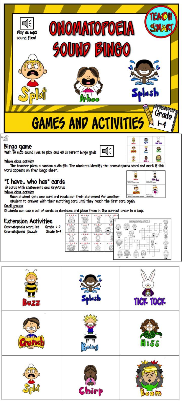 Figurative Language: Similes, Fun and Educational Game for ...