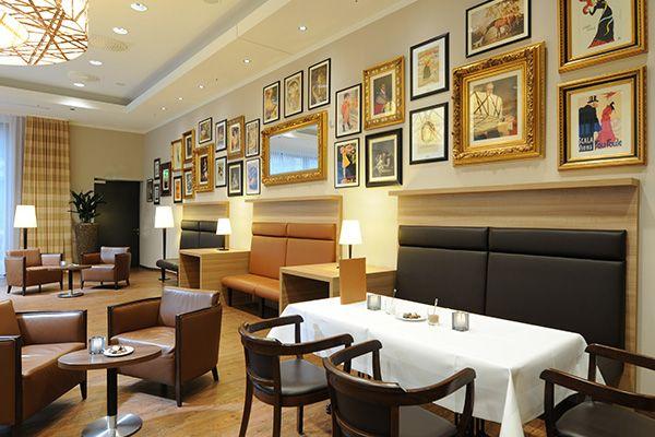 Restaurant im H4 Hotel Berlin Alexanderplatz