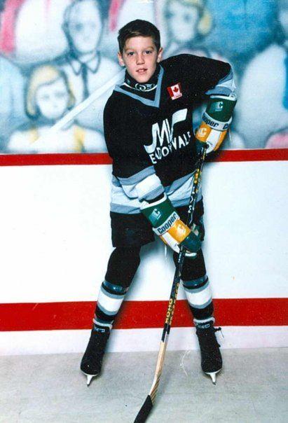Blake - Meadowvale House League hockey