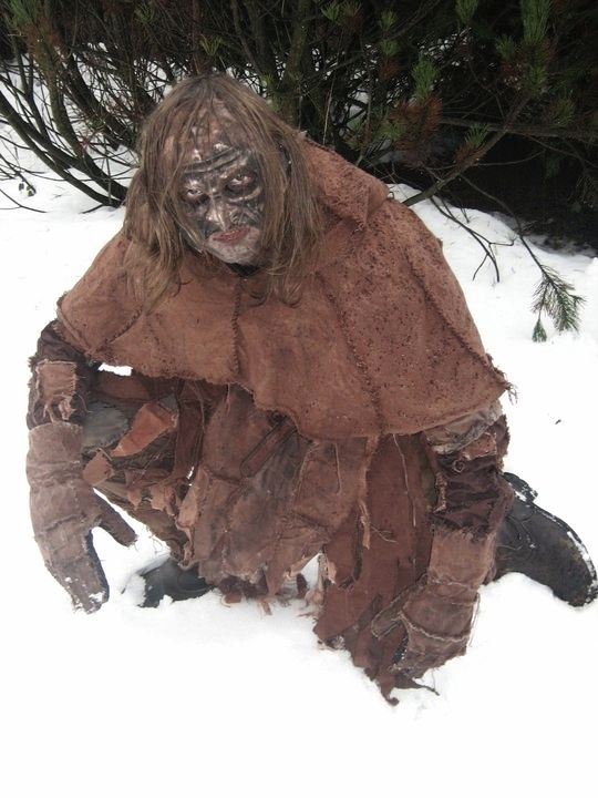 1000  images about Scary Orc Outfits on Pinterest   Larp, Female ...
