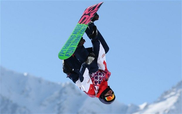 BBig Air Olympic Event