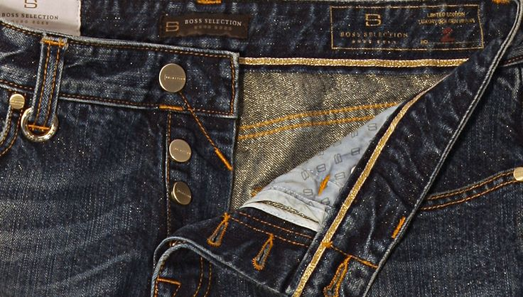 Boss Selection Limited Edition Jeans