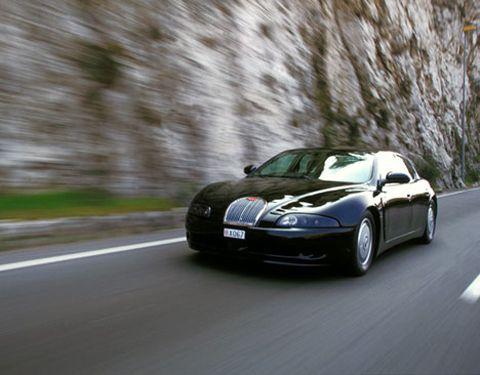 Отзывы о Bugatti EB112 (Бугатти ЕБ112)