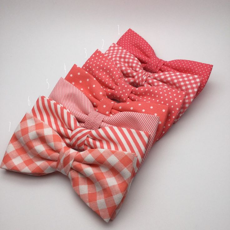 Coral Men Bow Tie Pre Tied BowTie for Wedding groomsmen groom polka Dot spot Striped Checked Men Boy Kid Baby Shower Bow tie Gift for him by GloiberryBowtie on Etsy https://www.etsy.com/listing/259829828/coral-men-bow-tie-pre-tied-bowtie-for