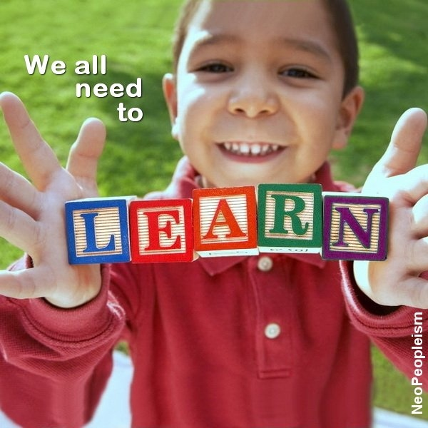We all need to learn - politicians, business leaders, all of us - what matters most is people. Let's find ways to show we're learning.