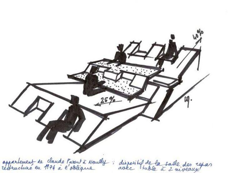 The Oblique Function by Claude Parent and Paul Virilio