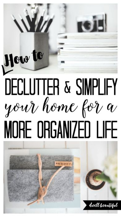 75 Things to Throw Away RIGHT NOW for an Organized Life - declutter your home and refresh your life with these tips, tricks, and ideas on what to get rid of for a cleaner, more organized house.