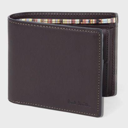 オールドレザー 2つ折り財布 |Paul Smith(ポール・スミス)通販サイト