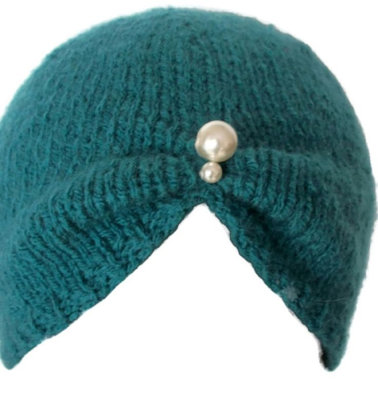 Turban Hat 1930s Vintage Style, £14.99