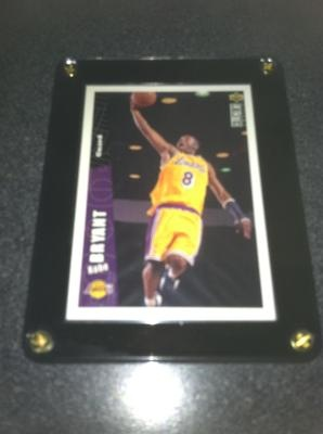 Kobe Bryant * 1996-97 * Collector's Choice #LA2 Rookie Year *Los Angeles Lakers  FREE Ship $10.95