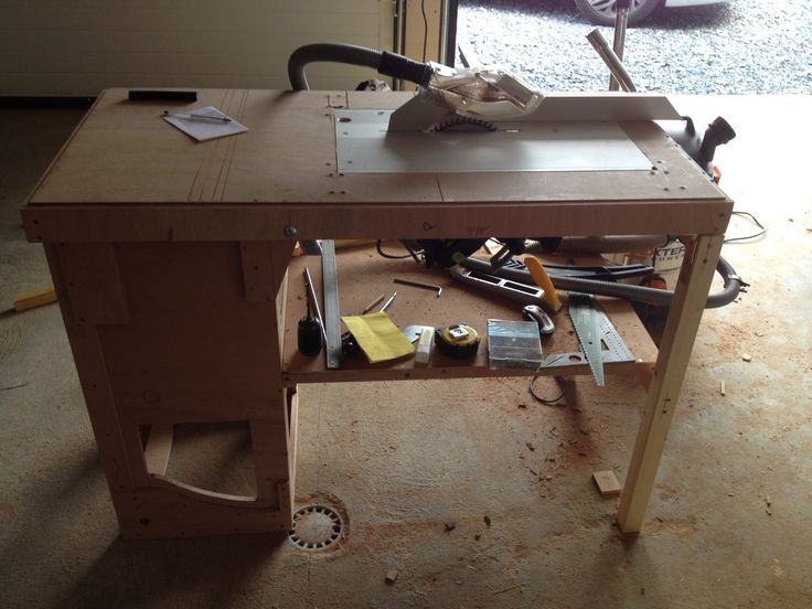 102 best images about mftc on pinterest workbenches - Top craft scie circulaire table ...