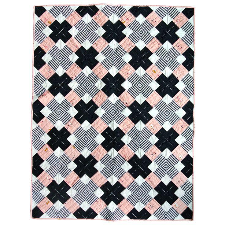 pattern: kris kross quilt