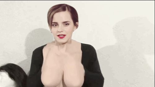 Emma Watson turning into Sofia Vergara