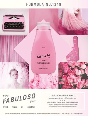 fabuloso pro ~ sugar mountain | evo hair