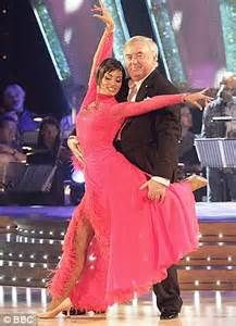 Series 4.  Withdrew for Health Reasons (week 1-2).  Jimmy Tarbuck and Flavia Cacace.