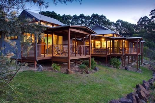 Bush Pavilion Homes