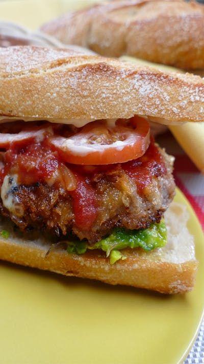 Milanesa Steak Sandwich ~ Recipe | Tastemade
