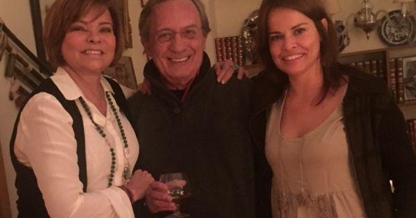 25 de dezembro de 2015: Carlos Cruz - Feliz em liberdade (VIP) Com: Carlos Cruz e Raquel Rocheta