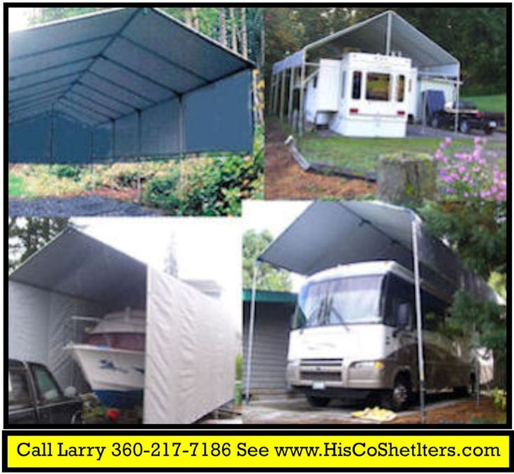 Temporary Shelter Kits : Best images about how to build a portable carport