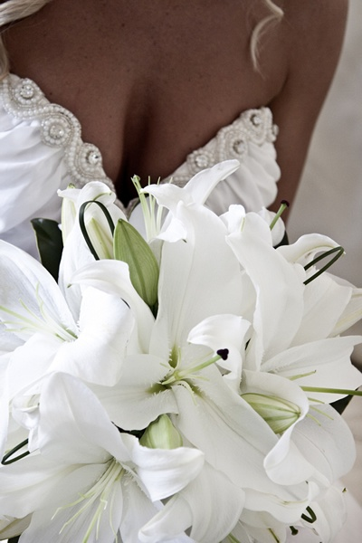 Wedding Flowers Are By Deb Gunnion Floral Designer Benowa Waters Gold Coast QLD