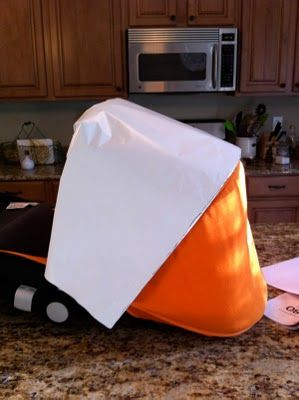 How to sew an new canopy for your bugaboo stroller