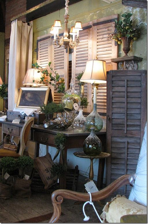 Part 2: French Country CHRISTMAS Eye Candy!