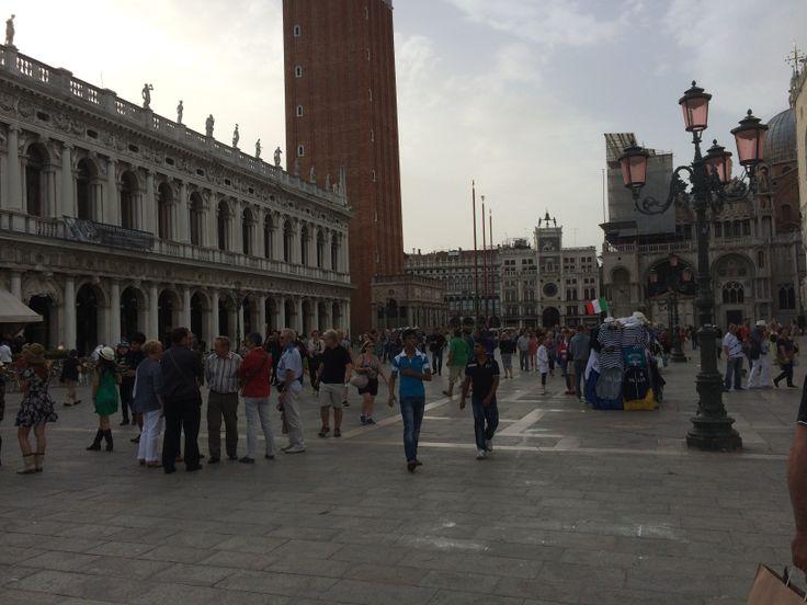 St Marco Venetie