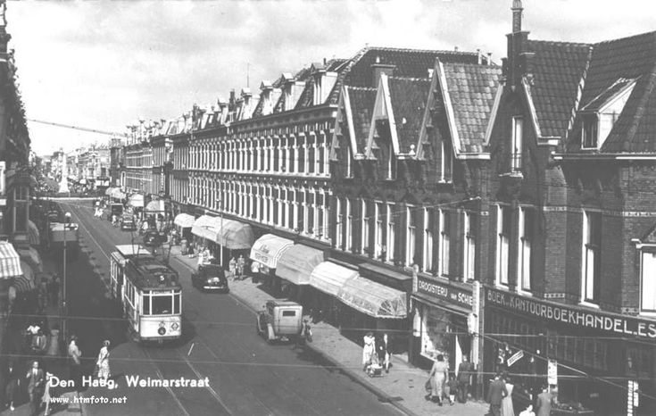 Weimarstraat-vnf-Beeklaan-1947
