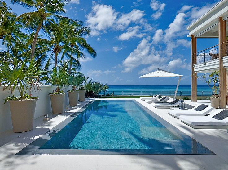 The Dream - Barbados  one of the world's most exquisite and luxurious beachfront villas located on the very exclusive platinum West Coast of Barbados. Set at the end of a private drive, The Dream is located in The Garden which is Barbados's most desirable and completely residential neighborhood offering the ultimate in privacy and exclusivity. The Dream is just south of Mullins Bay and north of Holetown.