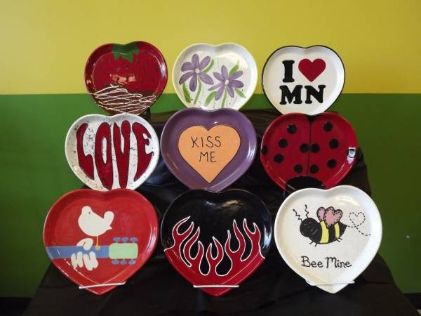 Photo From Ccsa Valentines Day Pottery Ideas
