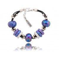 mix colors/bracelet By Dziubeka