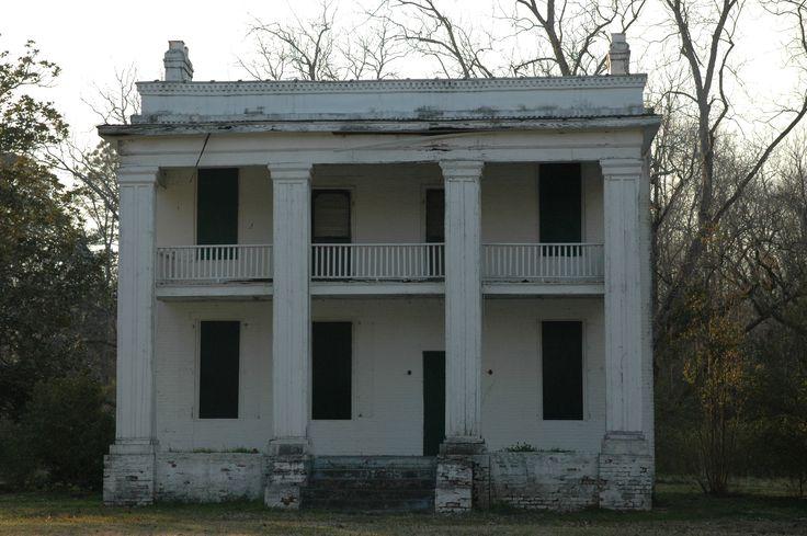 Haunted Houses Alabama