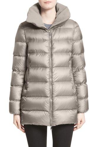da16e85d2 New Moncler  Torcyn  Nylon Down Puffer Coat online.   1115 ...