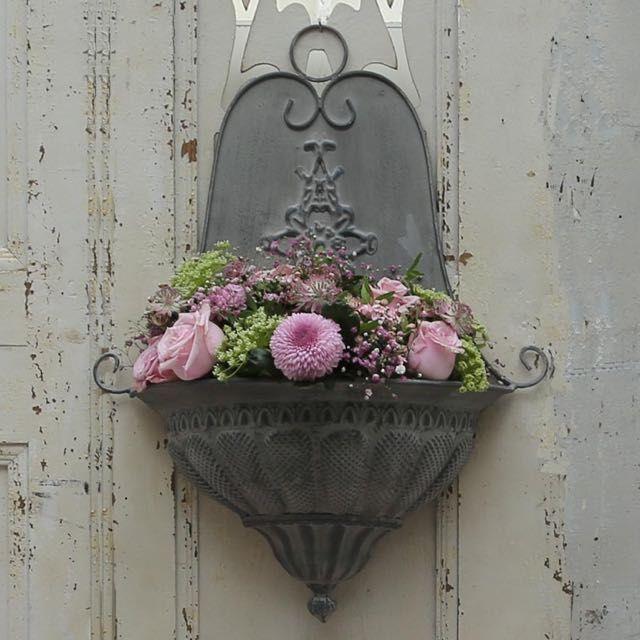 Zink & flowers