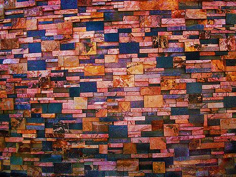 Bulging Wall by Mark Blauhoefer