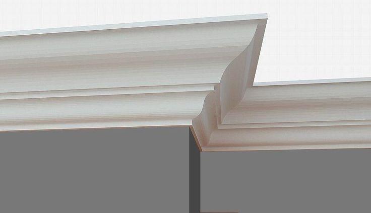 26 Meter große Styroporleisten Stuckleisten Zierprofile Zierleisten Stuck K01 in Heimwerker, Bodenbeläge & Fliesen, Leisten, Profile & Schienen   eBay