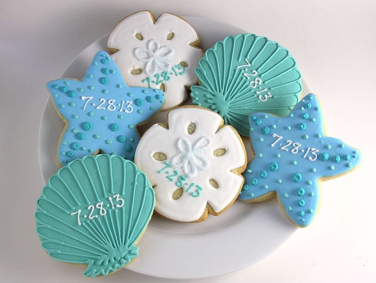 Gift From The Sea Wedding Reading: Best 25+ Starfish Cookies Ideas On Pinterest