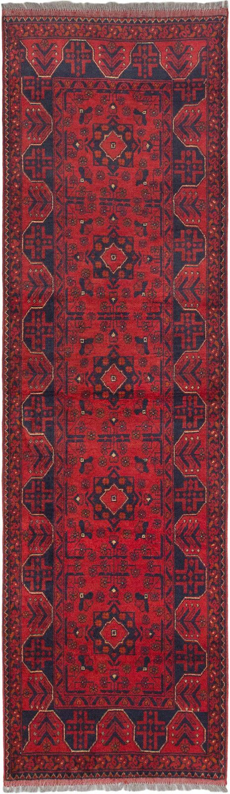 Hand Knotted Afghanistan Finest Khal Mohammadi