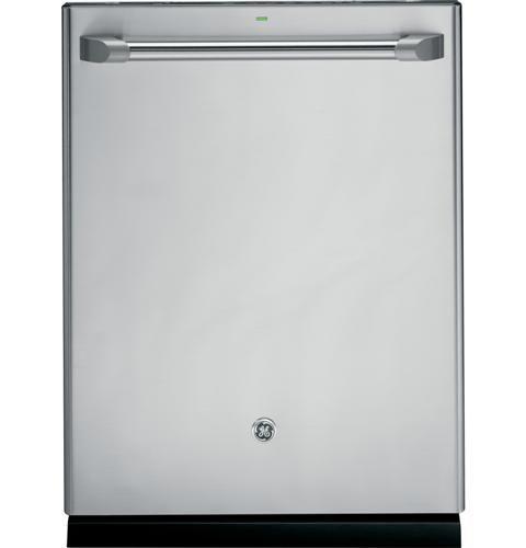 CDT725SSFSS | GE Cafe™ Series Stainless Interior Built-In Dishwasher with Hidden Controls | GE Appliances