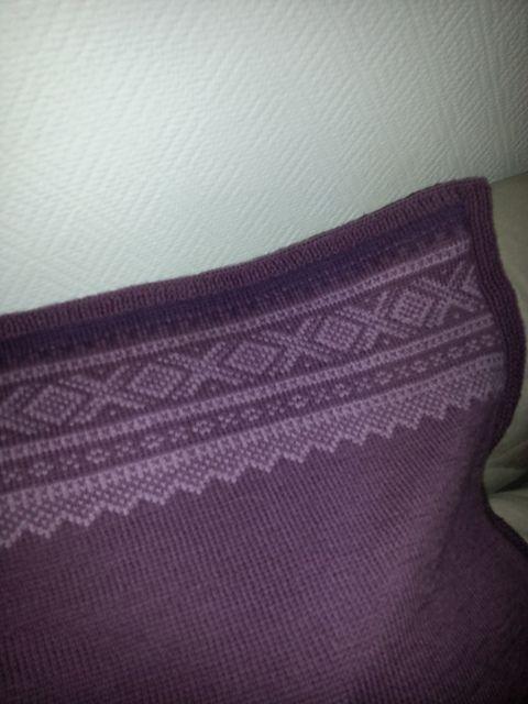 Ravelry: Svartalven's Marius vognteppe/baby blanket
