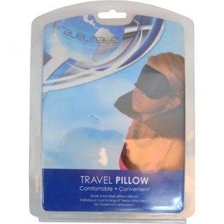 Dis-chem Travelmate Pillow & Eye Mask