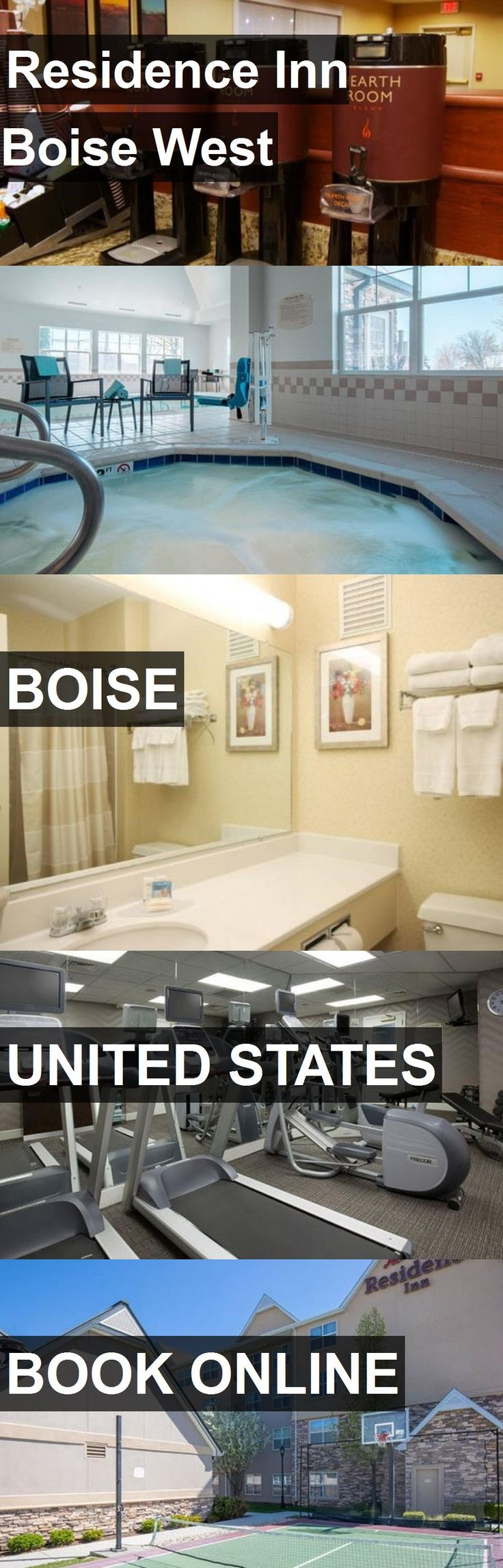Hotel Residence Inn Boise West in Boise, United States. For more information, photos, reviews and best prices please follow the link. #UnitedStates #Boise #travel #vacation #hotel