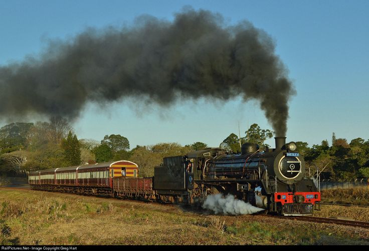 RailPictures.Net Photo: 2685 Umgeni Steam Railway Steam 4-8-2 at Gillitts - KwaZulu Natal, South Africa by Greg Hart