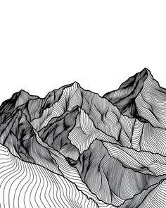 Amazing line work – Shea Gehlhausen