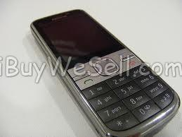 Nokia C5-00, Inbyggd A-GPS-mottagare, Nokia Kartor  Kamera  5 megapixel, upp till 4x digital zoom, LED-blixt  Musik  Nokia Player, stereo FM-radio, 3,5 mm uttag  Minne  To check the price, click on the picture. For more mobile phones visit http://www.ibuywesell.com/en_SE/category/Mobile/467/ #nokia #mobile #phones #cellphone