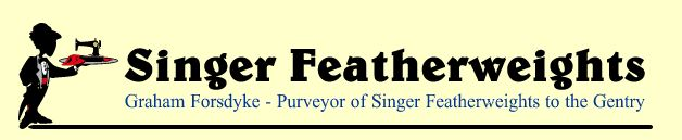 Trying to find out when your Singer Featherweight was made? Use this site to track the serial number to the year.