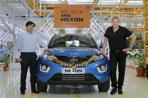 SUV Nexon bookings starts from next week says Tata Motors - Livemint #757Live