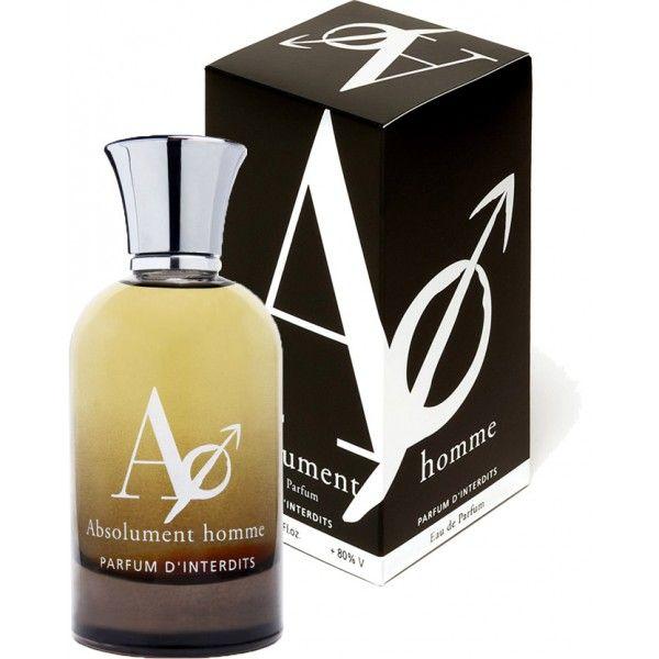 Absolument Parfumeur-Absolument Homme Eau de Parfum 100ml